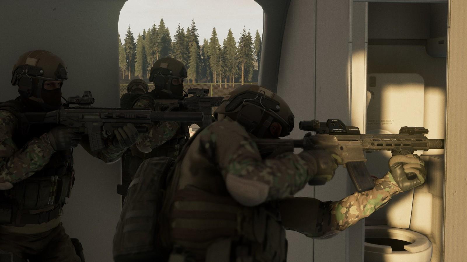 单人沙盒战术射击游戏《黑色一号:血盟兄弟》公布插图25