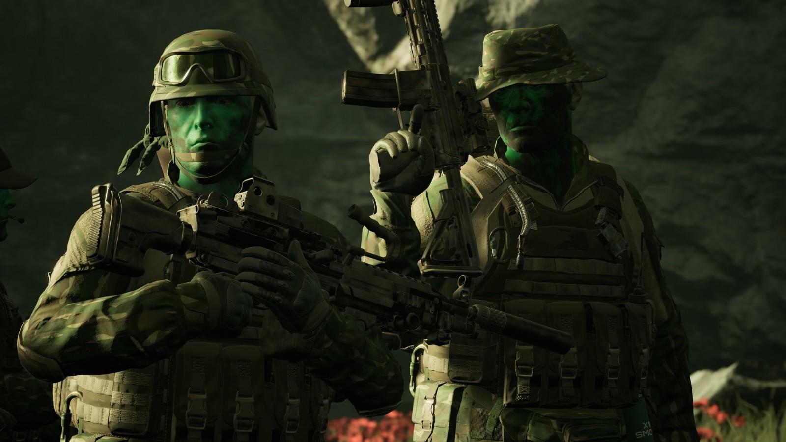单人沙盒战术射击游戏《黑色一号:血盟兄弟》公布插图19