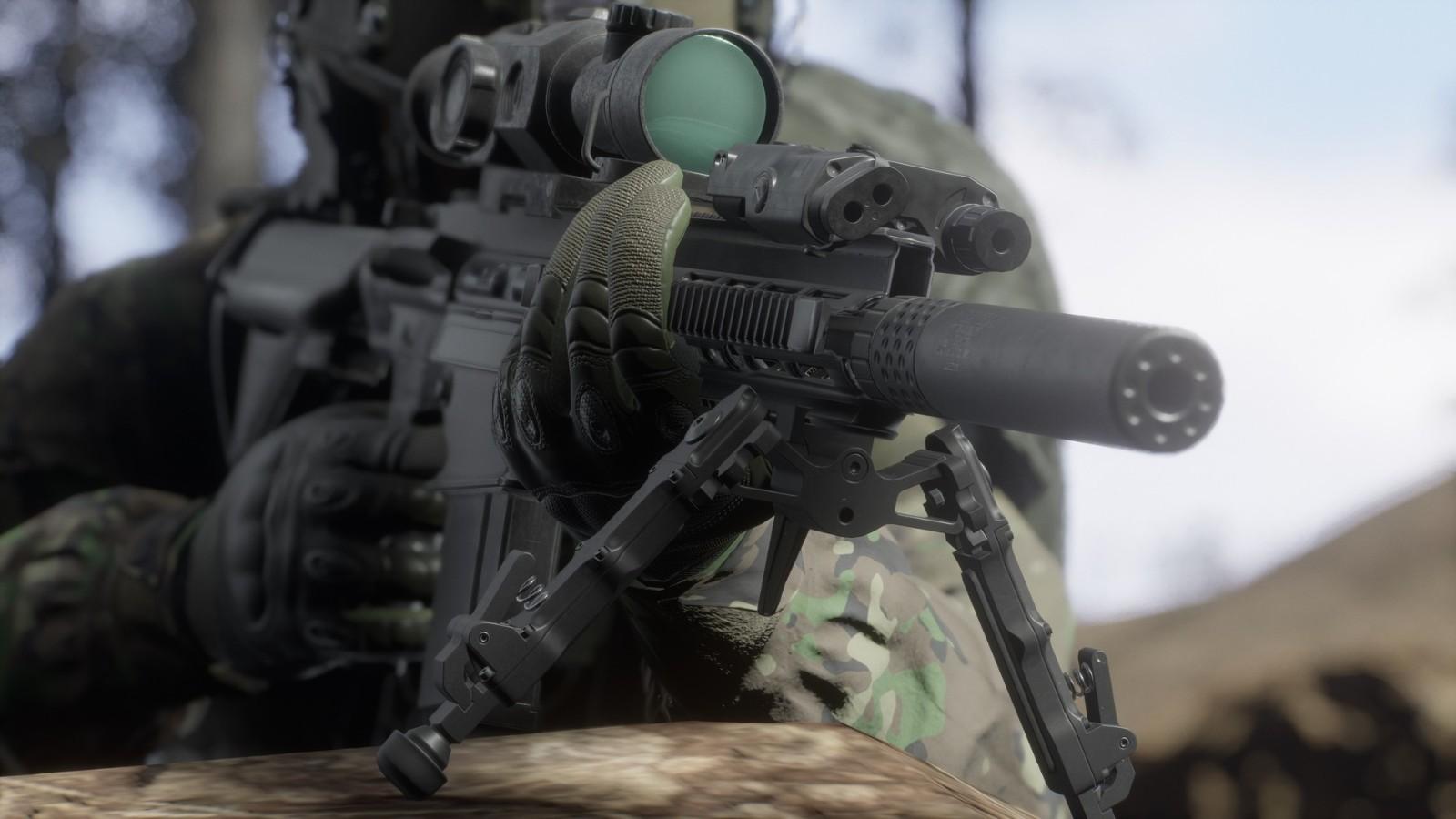 单人沙盒战术射击游戏《黑色一号:血盟兄弟》公布插图23