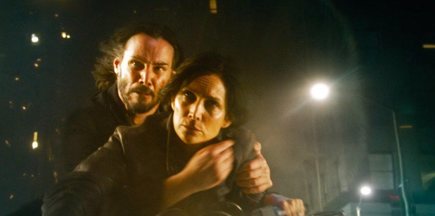 《黑客帝国4》导演解释为何要复活尼奥和崔妮蒂