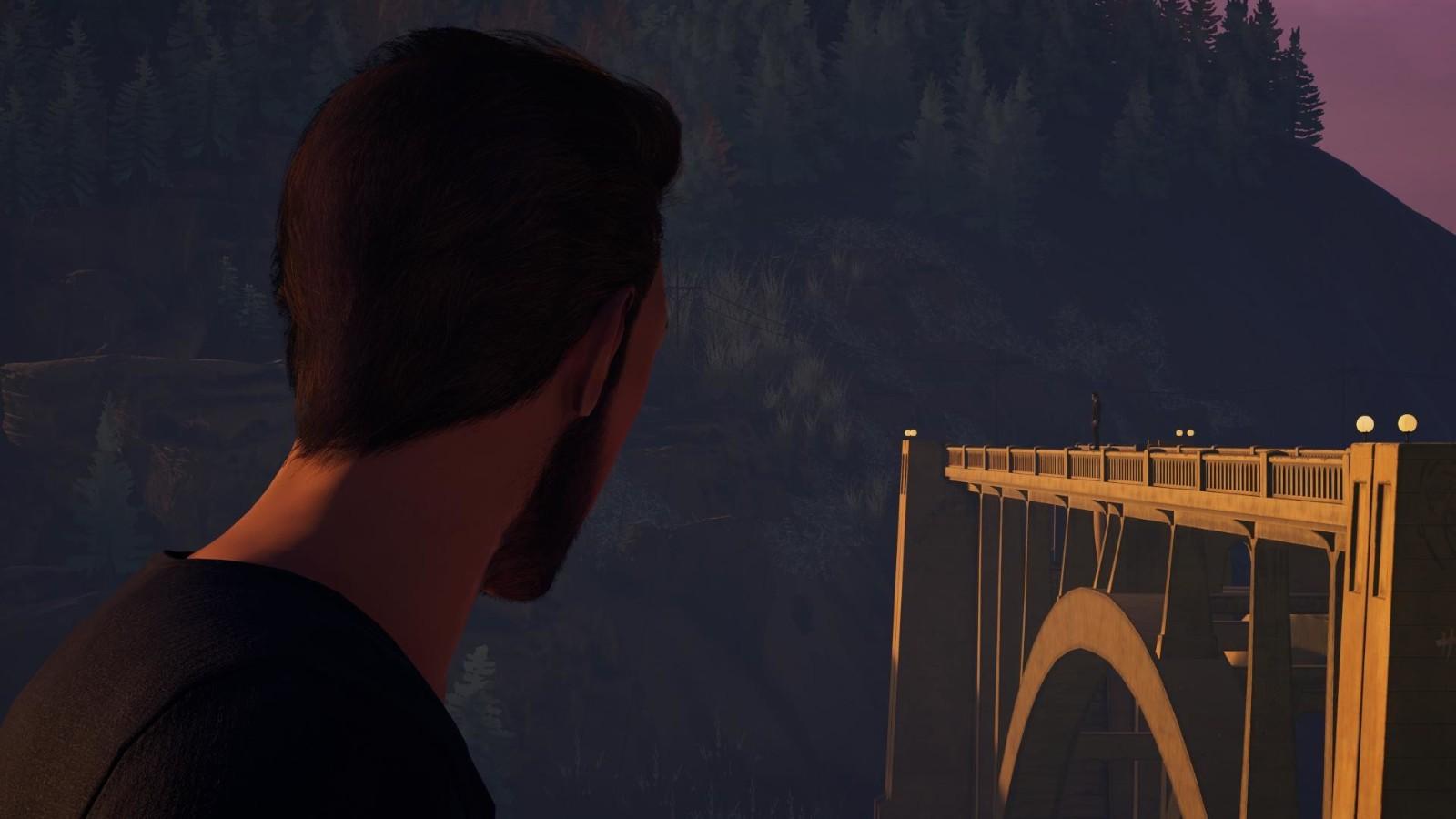 互动惊悚《迷魂记》12月16日登陆PC 通过幻觉讲述回忆里的故事