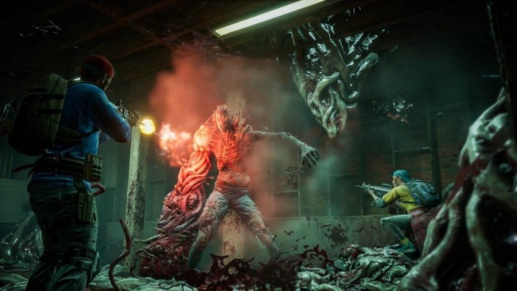 《喋血复仇》战役预告片展示各种惊险动作