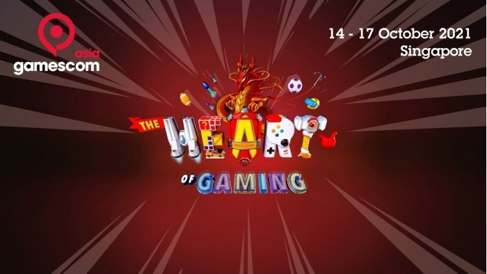2021 Gamescom亚洲展将于10/14-17在新加坡举行插图1