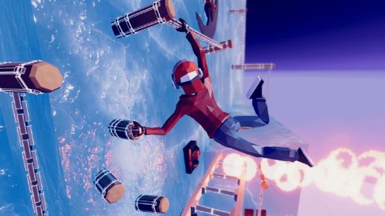 VR攀岩游戏《急速攀岩》登陆奇遇3,免费享受极限运动乐趣