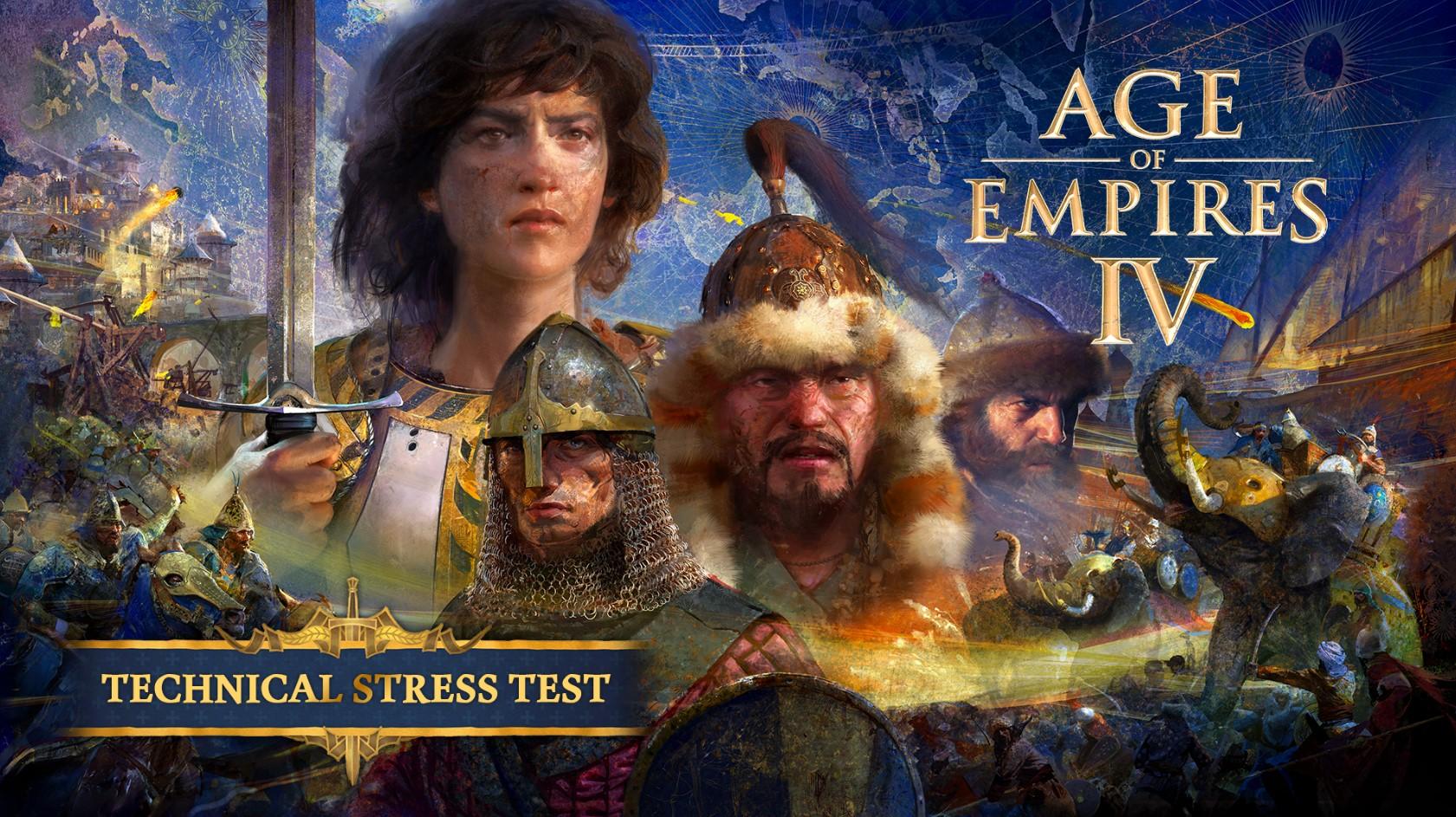 《帝国时代4》9月17日开启技术测试 包含四种文明及五张地图