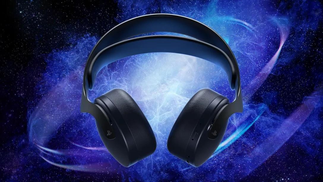 """索尼公布""""午夜黑""""Pulse 3D耳机组 充分发挥PS5 3D音频技术"""