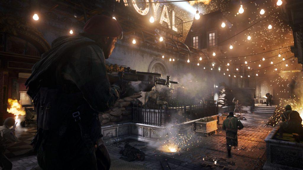 《使命召唤:先锋》9月18日开启全平台公测 目前开放皇家饭店等三张地图