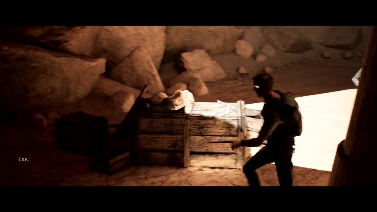 《黑相集:灰冥界》20分钟实机展示 附加开发者评论