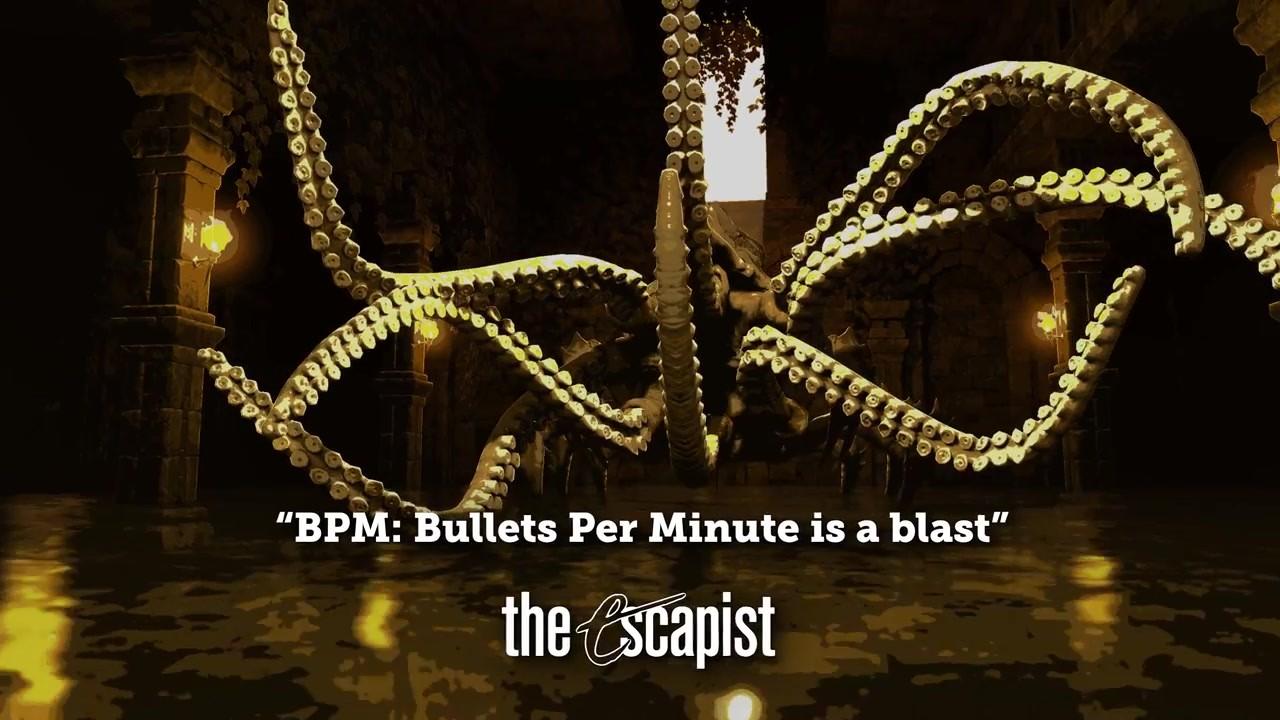 《BPM:每分钟子弹数》将于10月5日推出主机版