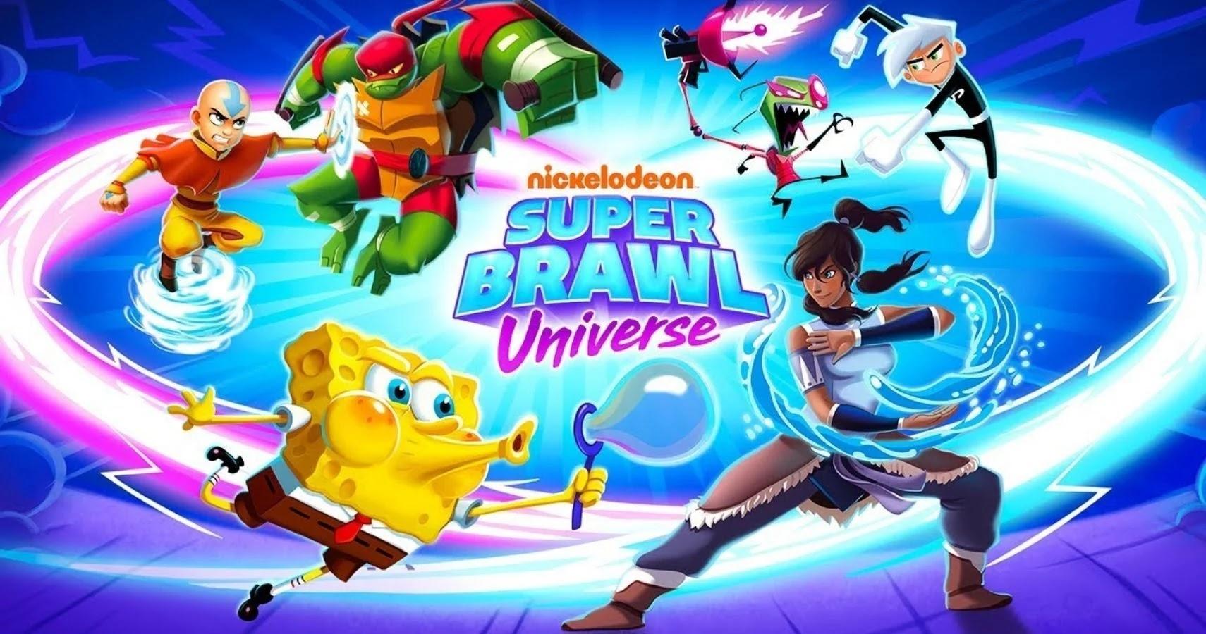 《尼克儿童频道全明星大乱斗》确定10月5日发售 未来还将发布额外DLC