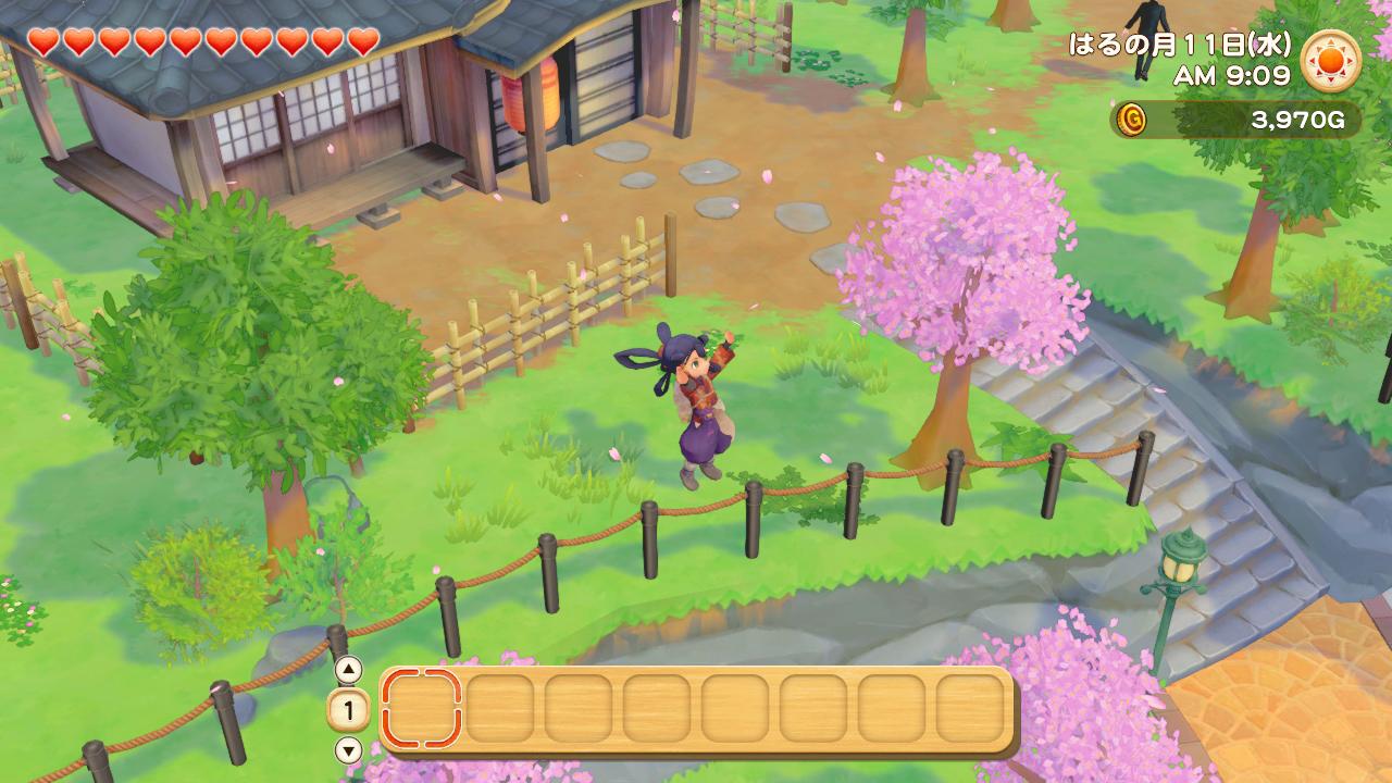 《牧场物语 橄榄镇与希望的大地》联动《天穗之咲稻姬》DLC已限时免费发布插图5