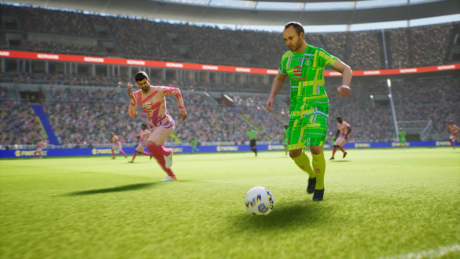 《eFootball 2022》上架Steam 特别版套装预购开启插图7