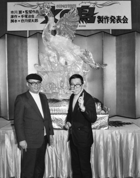 手冢治虫名作「火鸟」首部片子HD蓝光大碟公然 12月出售