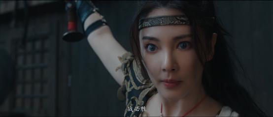 《永劫无间》新英雄崔三娘今日上线,张雨绮主演崔三娘角色短片!