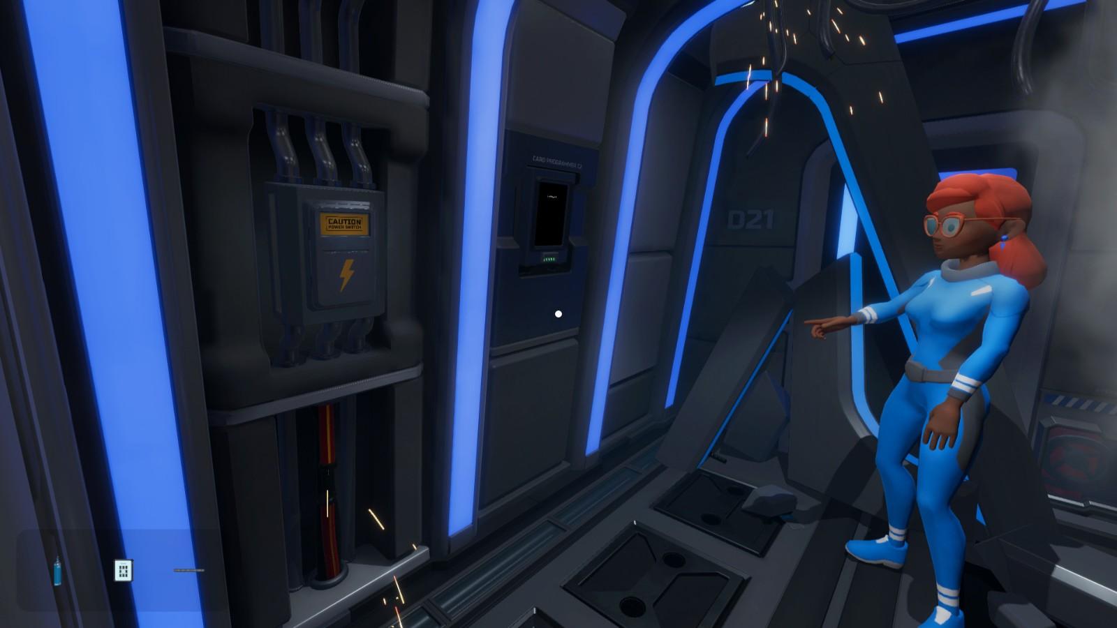 《逃生模拟器》10月20日发售 不一样的逃脱体验