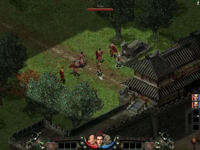 经典ARPG游戏《秦殇》上架Steam 仅支持英文