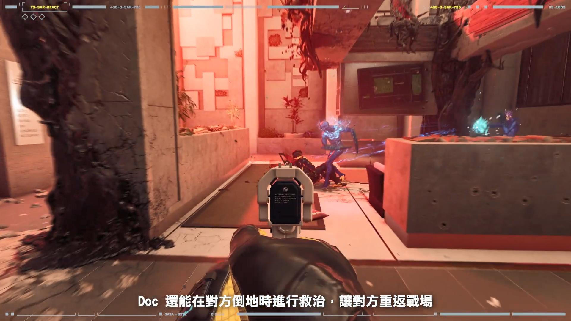 """《彩虹六号:异种》新干员""""DOC""""介绍 激素手枪强化队友插图3"""