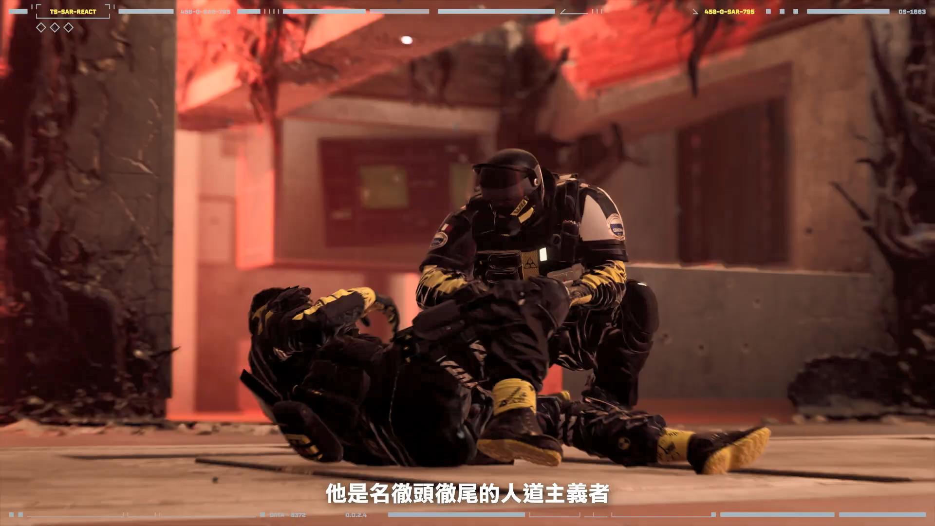 """《彩虹六号:异种》新干员""""DOC""""介绍 激素手枪强化队友插图5"""