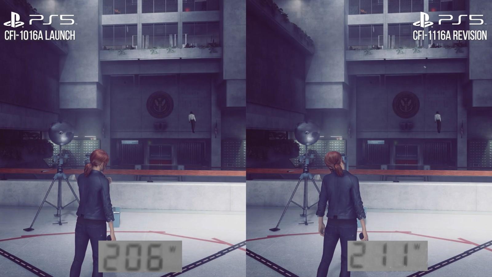 外媒评测PS5新机型:和首发版性能并无二致插图15