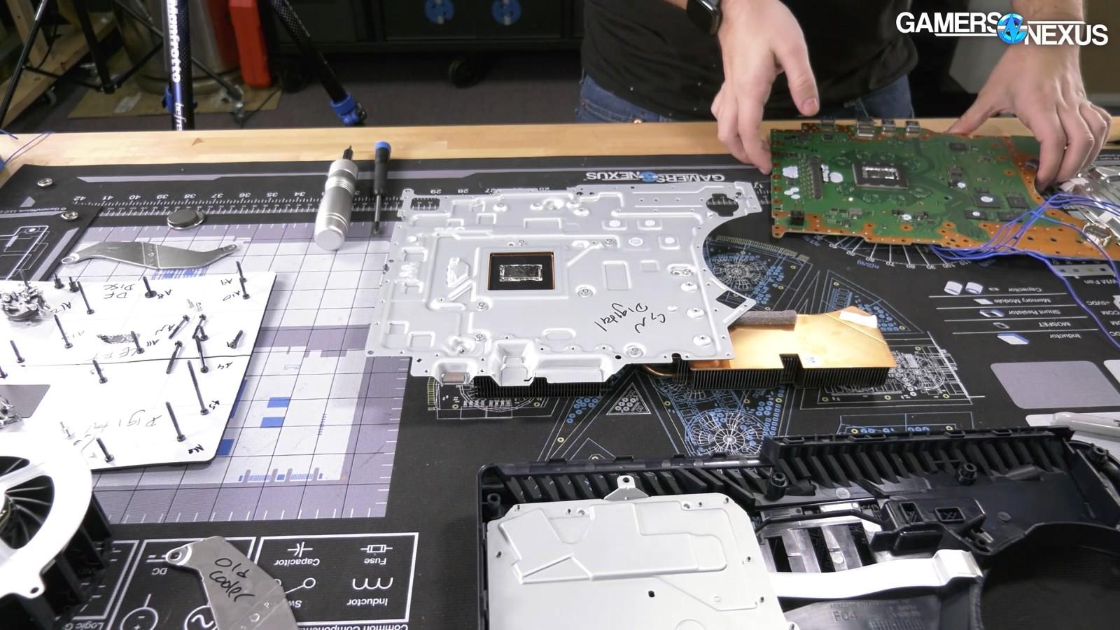 外媒评测PS5新机型:和首发版性能并无二致插图21