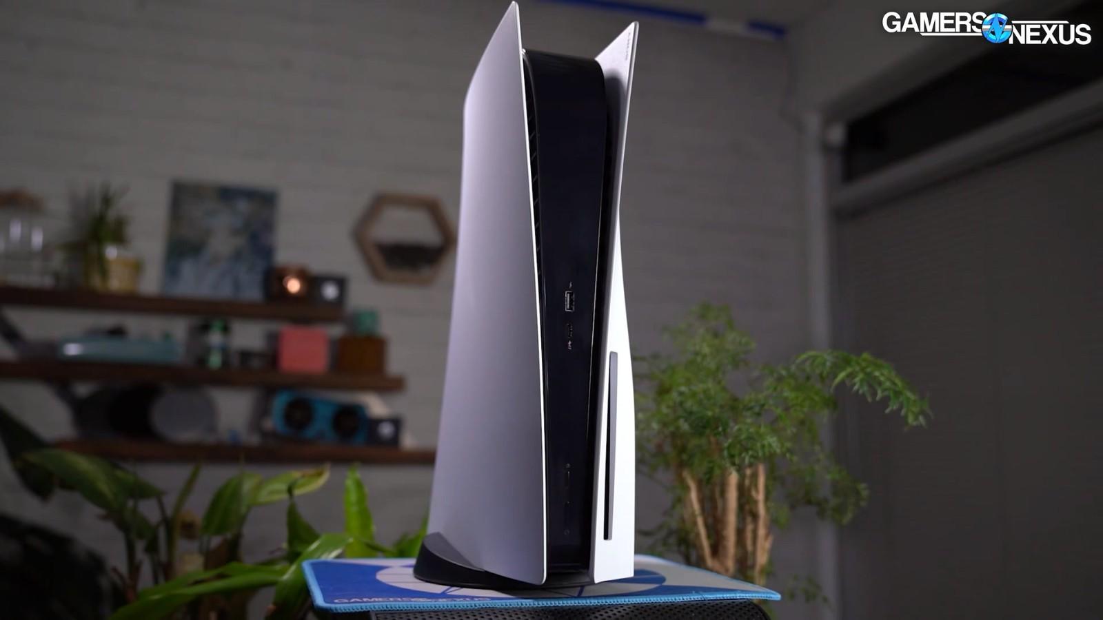 外媒评测PS5新机型:和首发版性能并无二致插图17