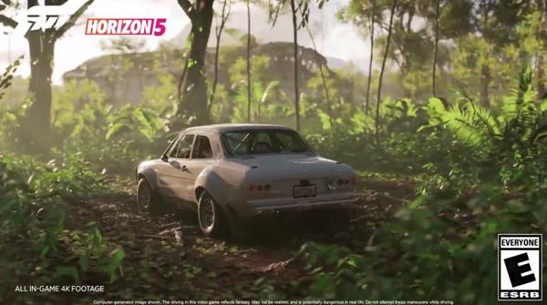 眼见为实!《极限竞速:地平线5》新一批首发车辆公布插图7