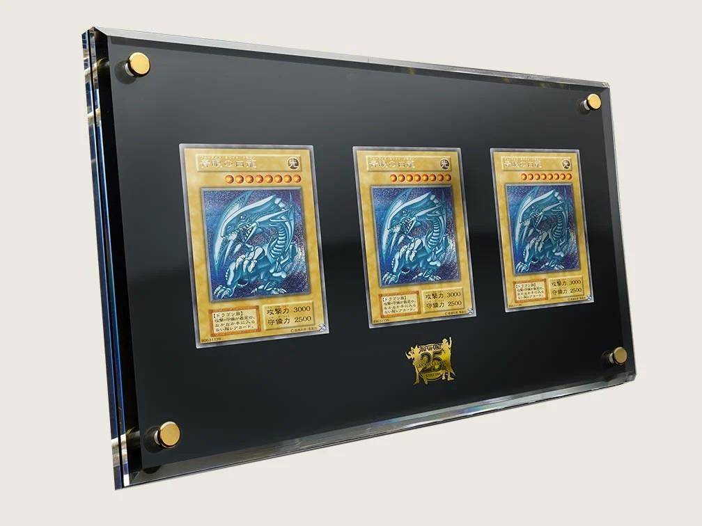 玩家天价270万入手《游戏王》旧版卡 官方却将推复刻新卡插图1