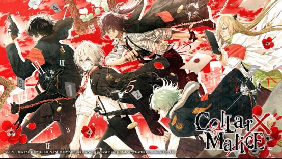 人气推理冒险NS冒险《Collar×Malice》中文版将于11月25日发售!
