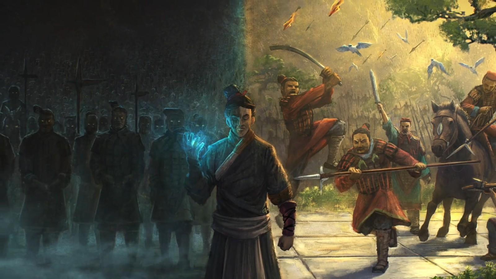 高能电玩节:冒险解谜游戏《兵马俑》宣传片插图11