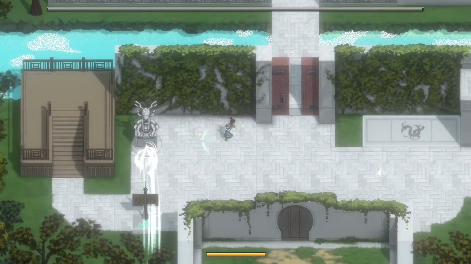 高能电玩节:冒险解谜游戏《兵马俑》宣传片插图9