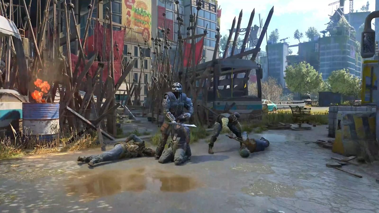高能电玩节:《消逝的光芒2》全新中文配音预告插图19