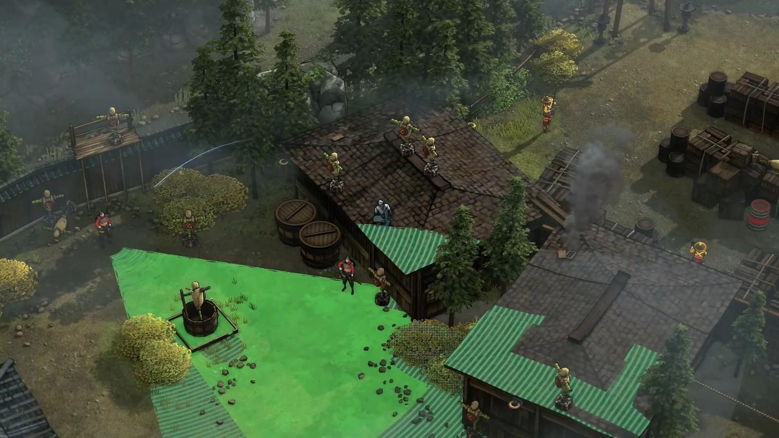 高能电玩节:《影子战术:将军之刃》新DLC宣传片插图5