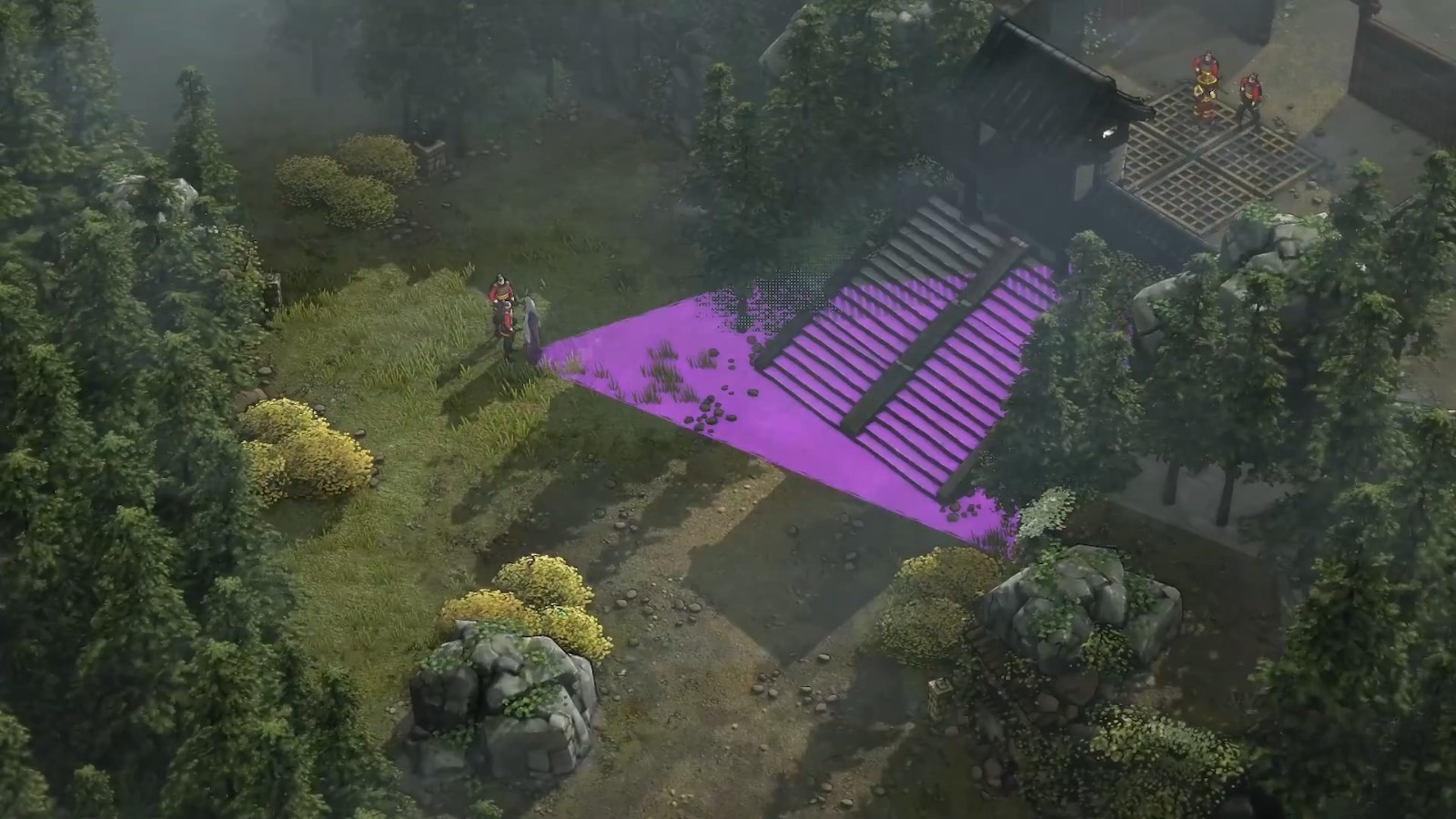 高能电玩节:《影子战术:将军之刃》新DLC宣传片插图3