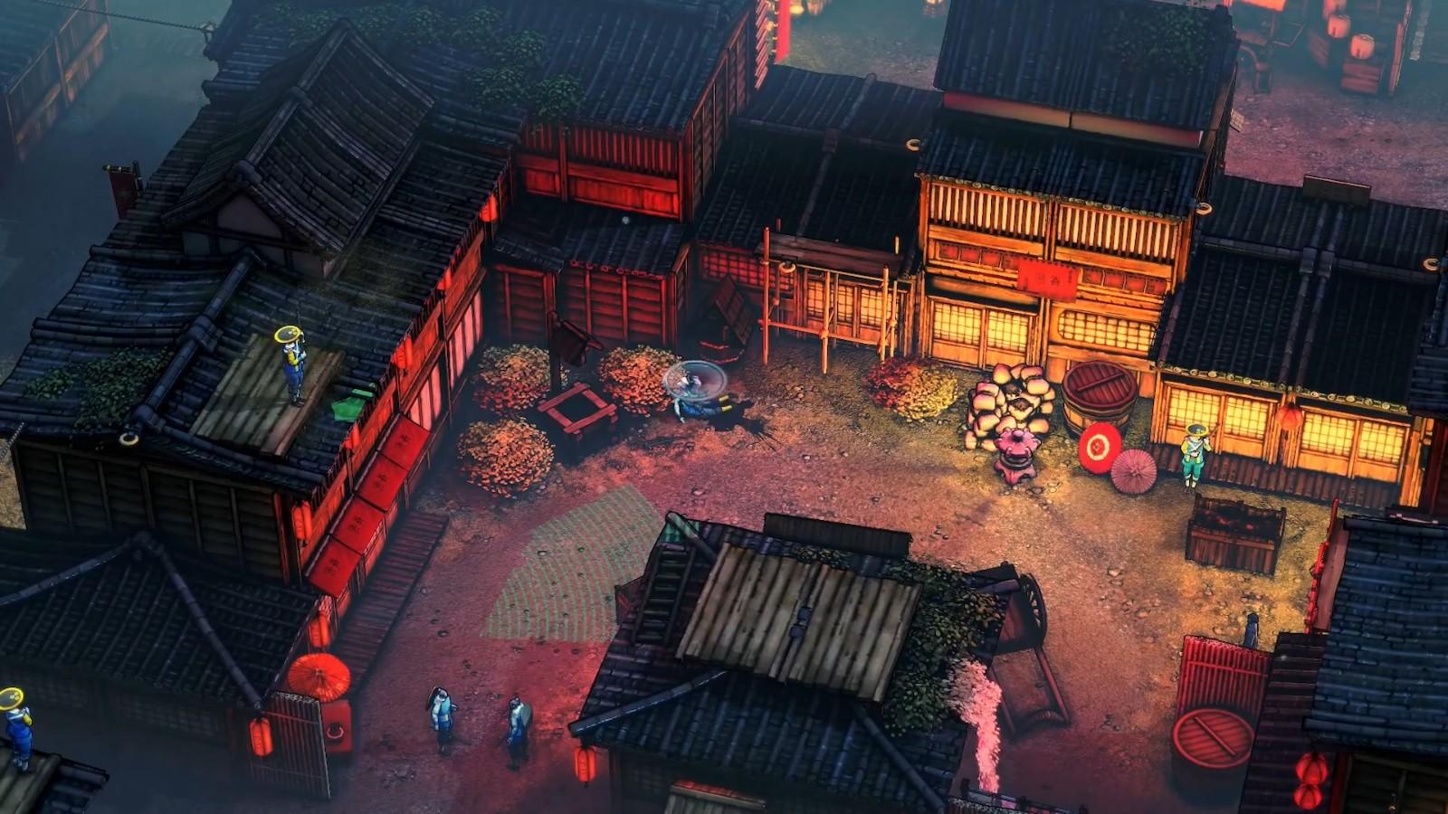 高能电玩节:《影子战术:将军之刃》新DLC宣传片插图15