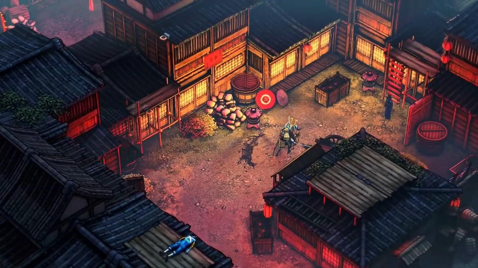 高能电玩节:《影子战术:将军之刃》新DLC宣传片插图19