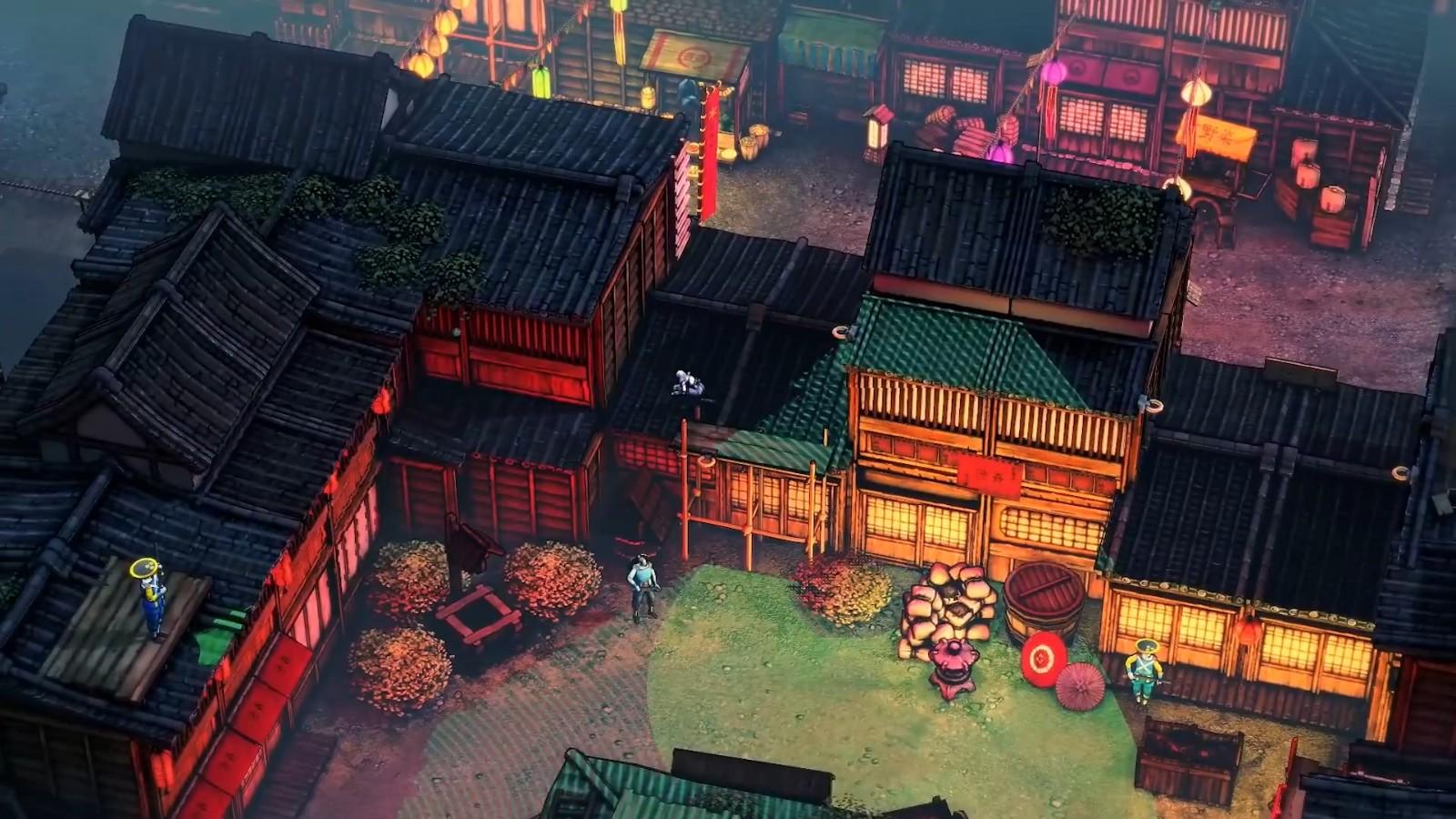 高能电玩节:《影子战术:将军之刃》新DLC宣传片插图13
