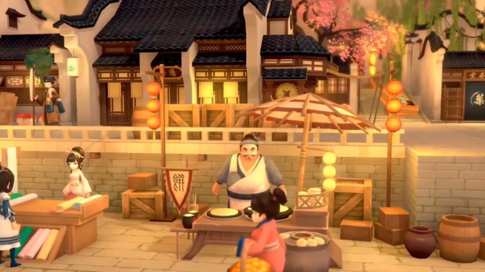 高能电玩节:《一方灵田》最新宣传片公开插图1