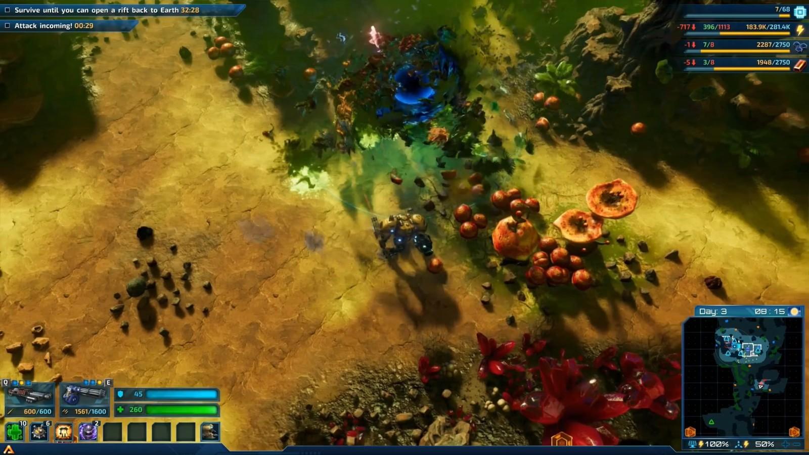 高能电玩节:机甲RPG《银河破裂者》发售日宣传片插图7