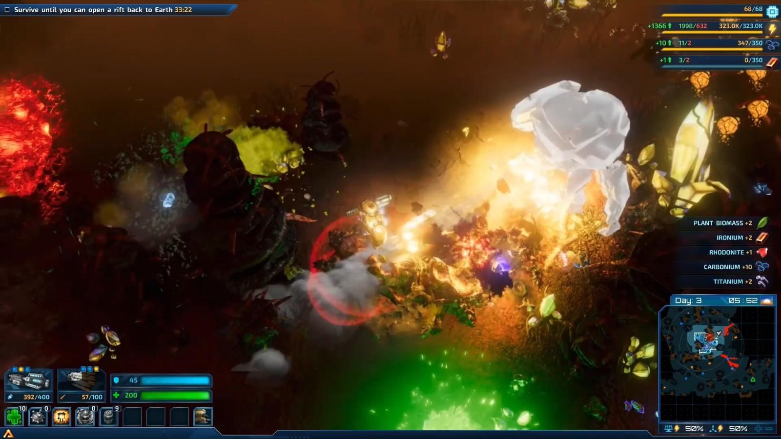 高能电玩节:机甲RPG《银河破裂者》发售日宣传片插图11