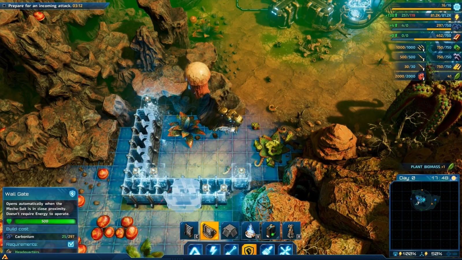 高能电玩节:机甲RPG《银河破裂者》发售日宣传片插图9