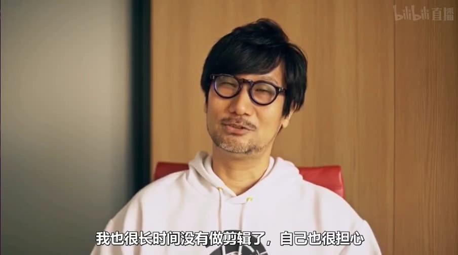 高能电玩节:小岛秀夫登场 向中国玩家问好