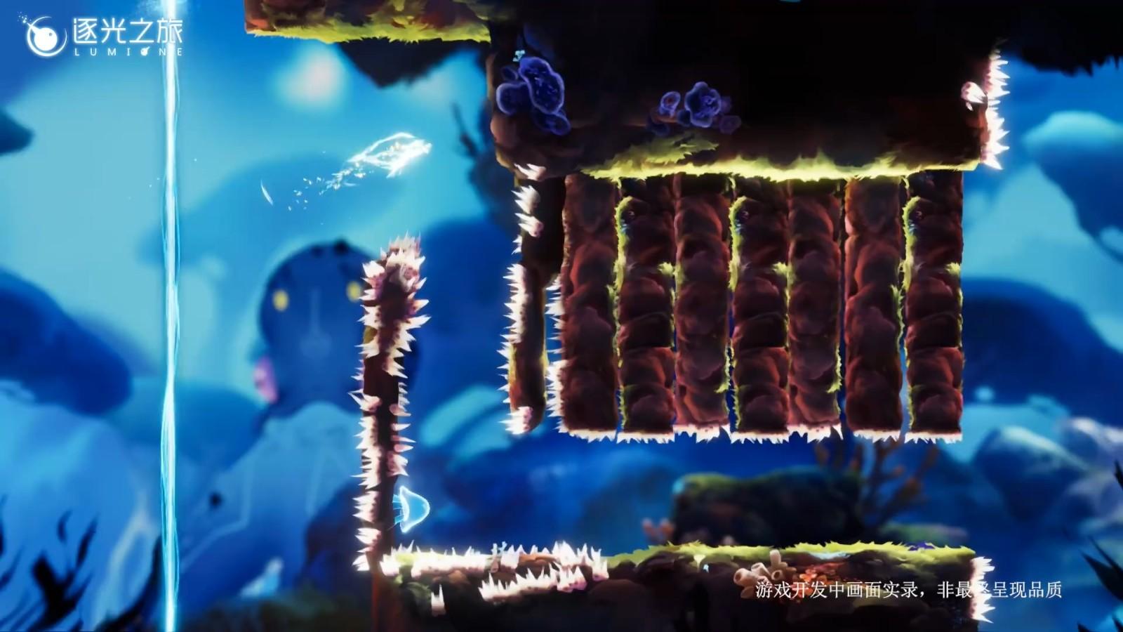 高能电玩节:国产单机《逐光之旅》最新宣传片插图7
