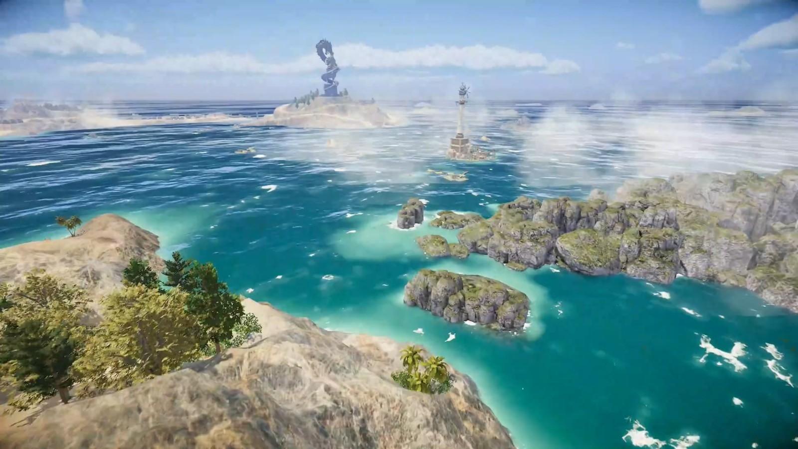 高能电玩节:《沉浮》游戏玩法宣传片插图3
