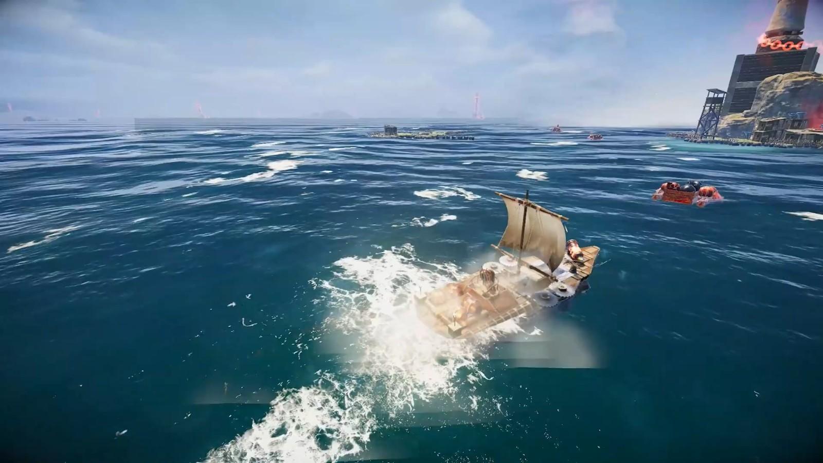 高能电玩节:《沉浮》游戏玩法宣传片插图11