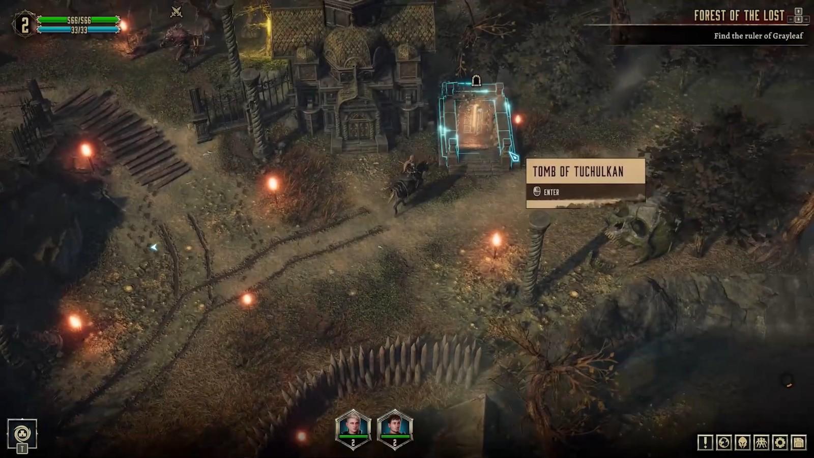 高能电玩节:《圣战群英传:解放》实机预告插图3