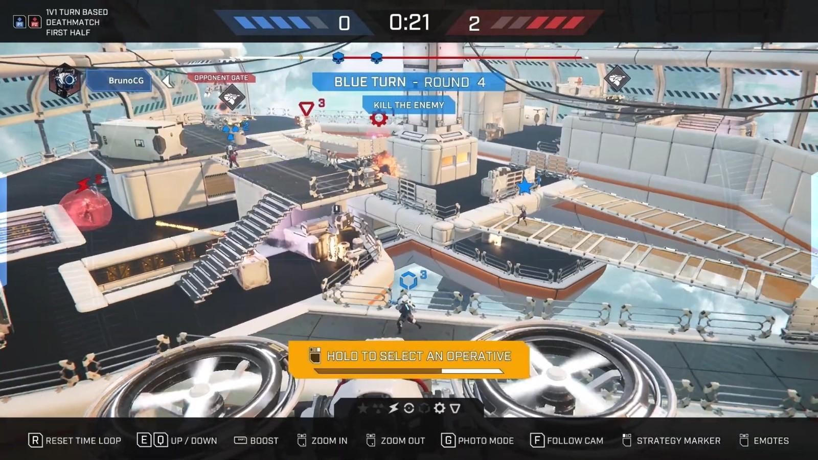 回合制FPS《雷能思之门》全新预告 9月28登陆全平台