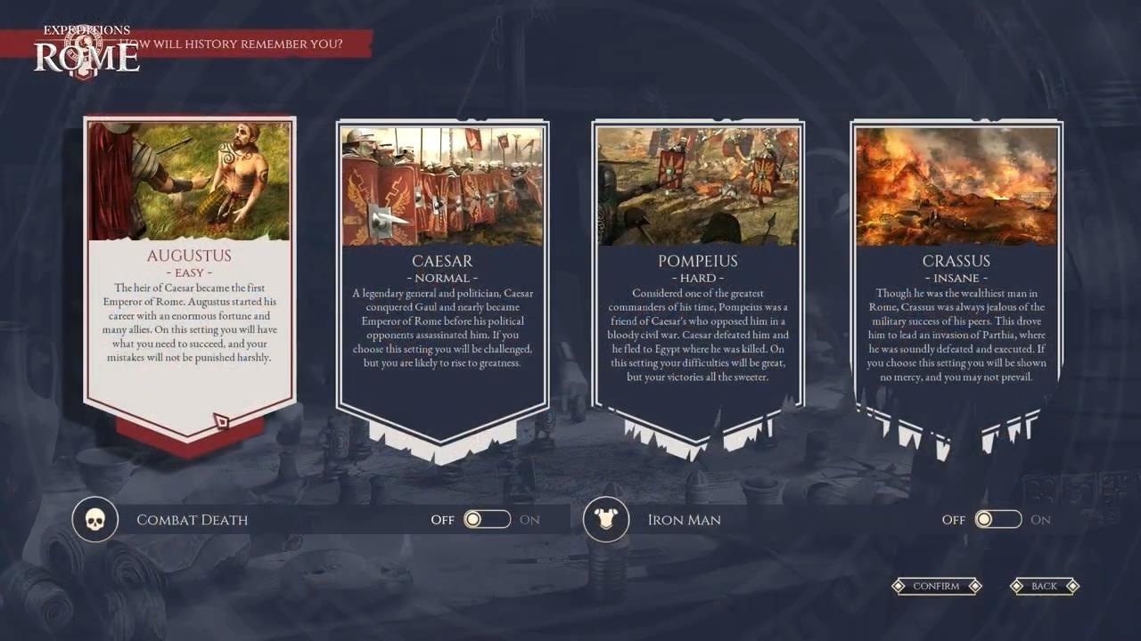 战术RPG《远征军:罗马》新预告 征服外族领土