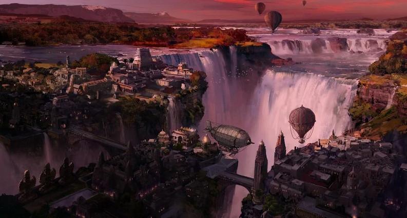 微软两款新作曝光!4X回合制策略游戏+废土开发商赛博朋克风格新RPG