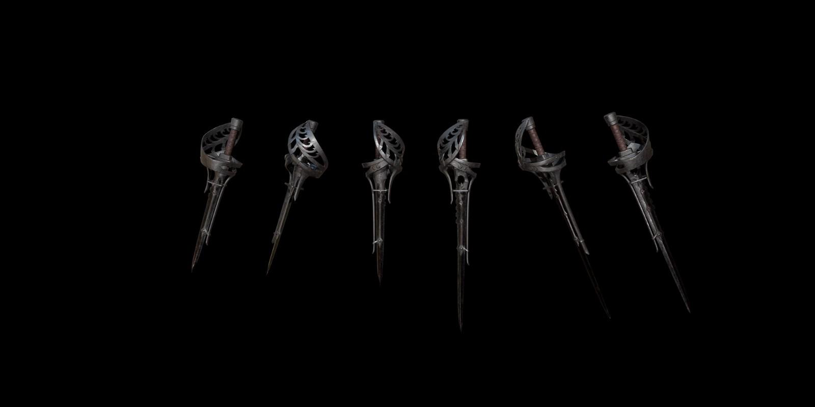 《明末:渊虚之羽》新视觉图 国风克苏鲁魂类ARPG
