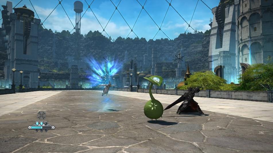 《最终幻想14》6.0更新 全职业新技能预告片插图5